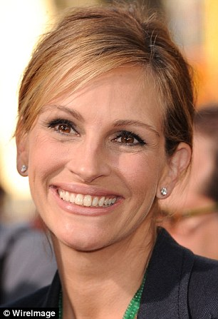 How Julia Roberts really looks