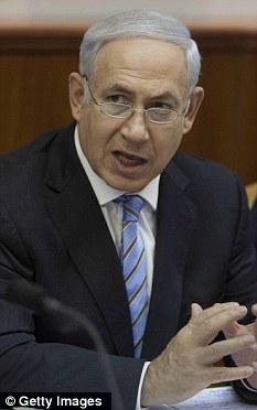 'Thankyou America': Israeli Prime Minister Benjamin Netanyahu