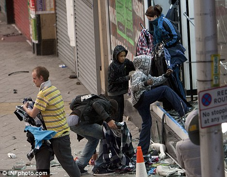 UK Riots fuelled by moral collapse