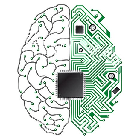Looking to the future: IBM has developed two prototype chips it claims comes closer than ever to replicating the human brain