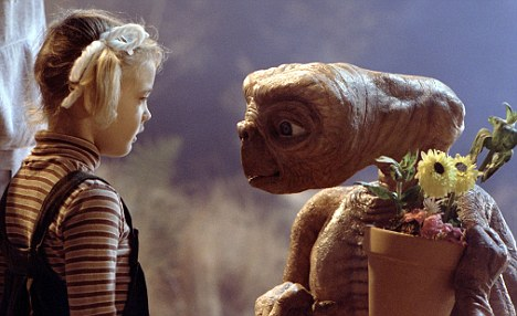 Anyone hoping for a friendly form of life landing on Earth, like ET, could be disappointed - particularly if they are eco-friendly extraterrestrials
