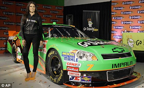 Danica Patrick Switches To NASCAR Daily Mail Online
