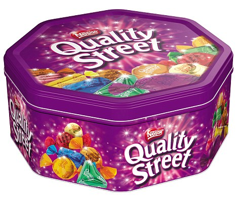 Image result for cadbury's roses