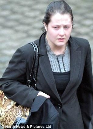 Former girlfriend of gunman Raoul Moat Samantha Stobbart