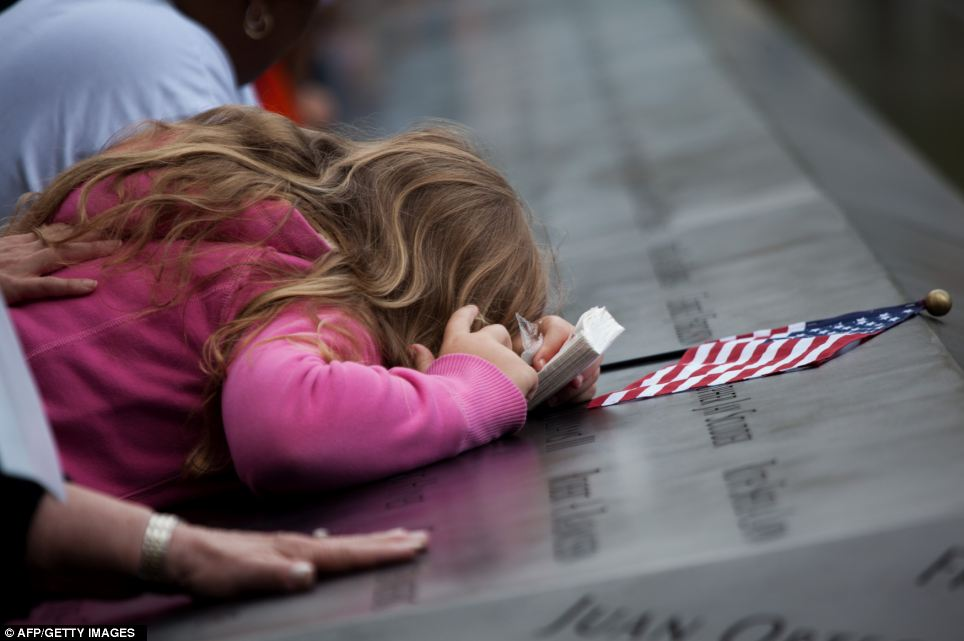 911 Anniversary Obama Rounds Off Day Of Remembrance At