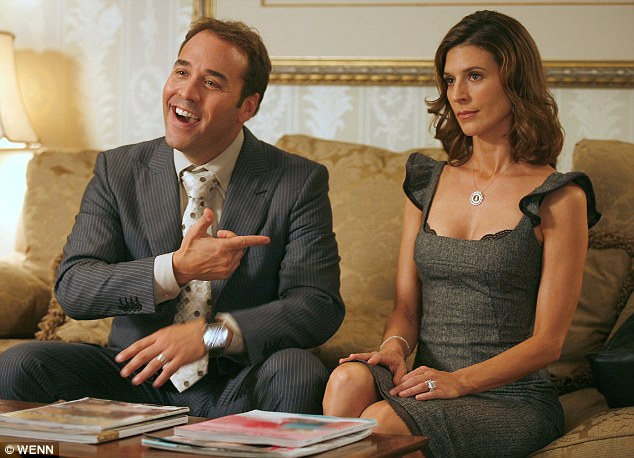 Image result for ari gold and wife