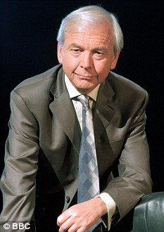Traditional: Presenter John Humphrys will continue to use BC and AD