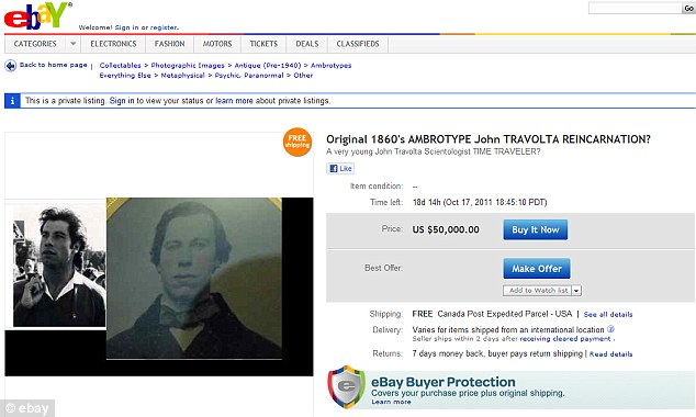 A la venta: La foto ha sido incluida en $ 50.000 o más cercano oferta