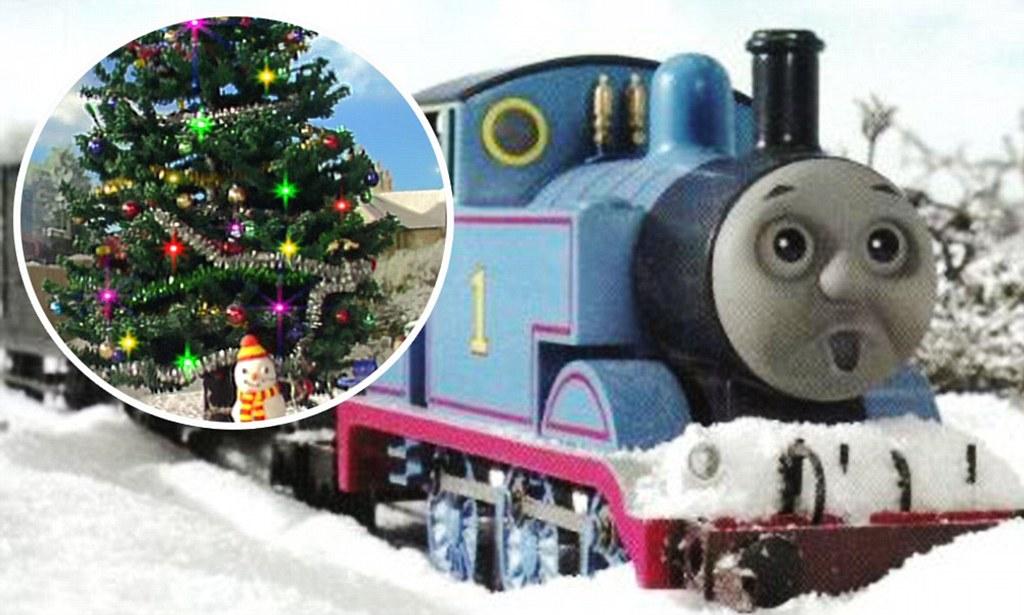 Thomas The Tank Engine Missing Christmas Decorations Uk ...