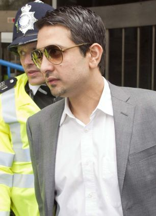 Agent Mazhar Majeed was described as one of those that orchestrated the scheme