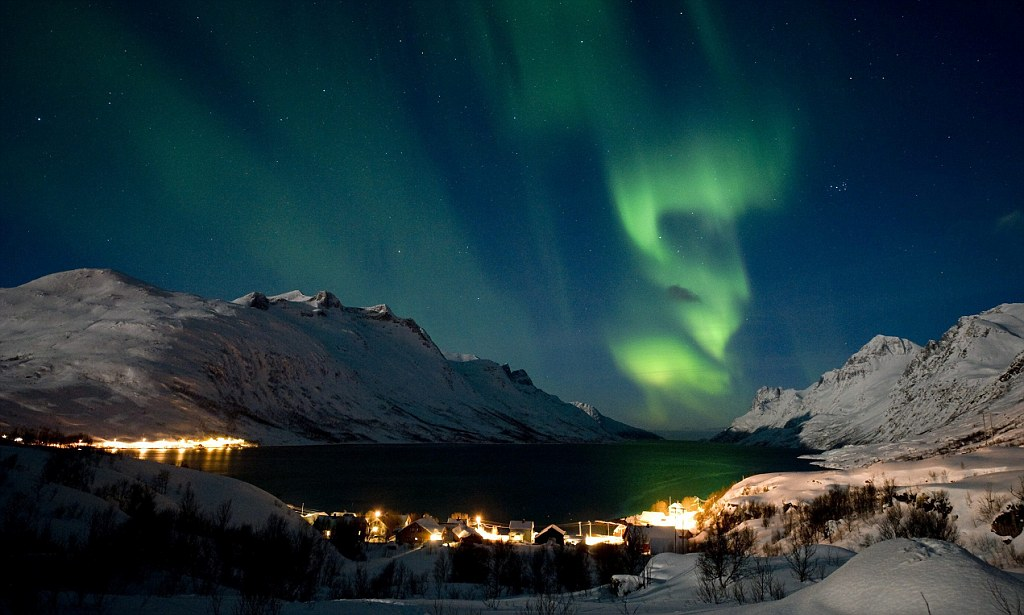 Northern Lights Best Place