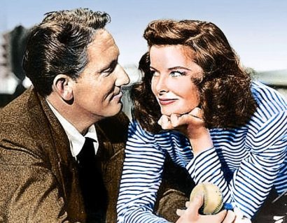 Image result for TRACY AND HEPBURN