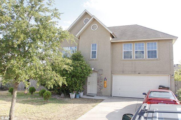 Suspect: Alleged terror plotter Manssor Arbabsiar's home in Round Rock, Texas