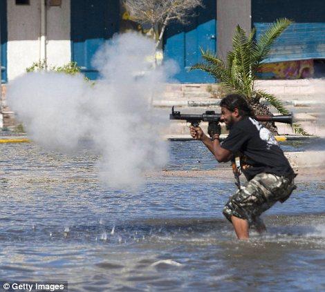 Battle of Sirte