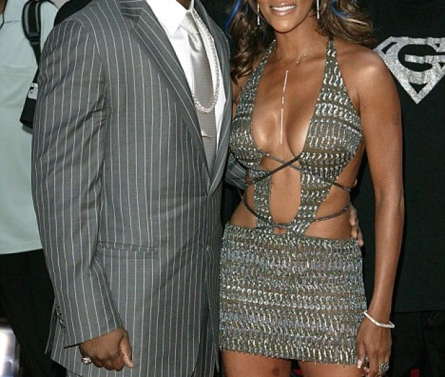 Foxy Vivica And Former Love  Cent Coordinated For The  Mtv Video Music Awards