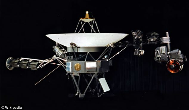 Probing the neighbours: The twin Voyager 1 and Voyager 2 probes, launched in the Seventies, carry detailed information about Earth and humanity, just in case they are recovered by alien explorers