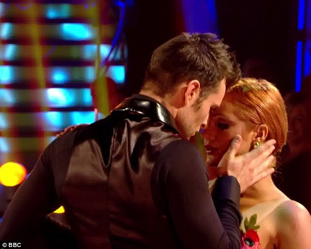 Passionate: Craig Revel Horwood told Harry and Aliona their performance was 'filth'