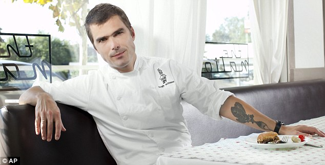 French Chef Knife Tattoo Designs