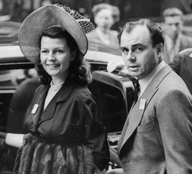 Image result for photos of Aga Khan and Rita HAyworth