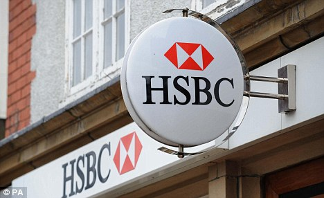 Did HSBC sharks prey on 20,000 pensioners? Staff were told to target lone, elderly customers