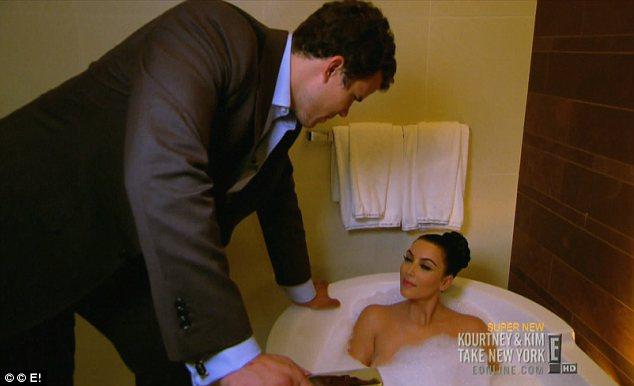 Taking Bath While Pregnant