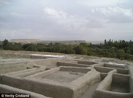 Asikli Hoyuk: The Neolithic site where the bracelet was found