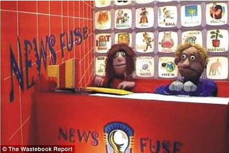 Doing it for the kids: U.S. taxpayers spent $10million funding a remake of Sesame Street for Pakistan, called SimSim Humara