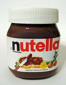 Nutella habló a su contenido de tuerca - pero no su azúcar