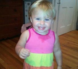 Missing: Ayla Reynolds disappeared from her father's house in Waterville, Maine two weeks ago