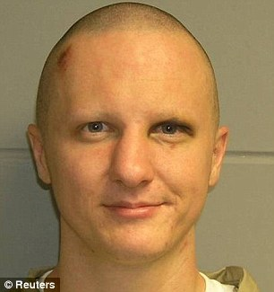 Suspect: Mr Morris said that if found guilty of the shootings he hoped Jared Lee Loughner was given the death sentence