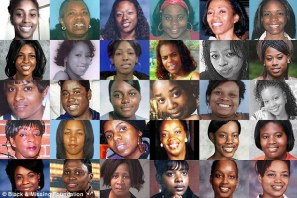 Image result for missing black women