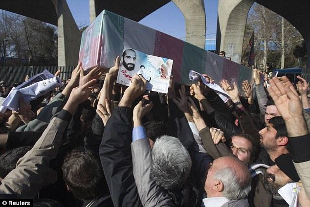 Assassination: Iranians mourn nuclear scientist Mostafa Ahmadi Roshan, who was killed by a car bomb