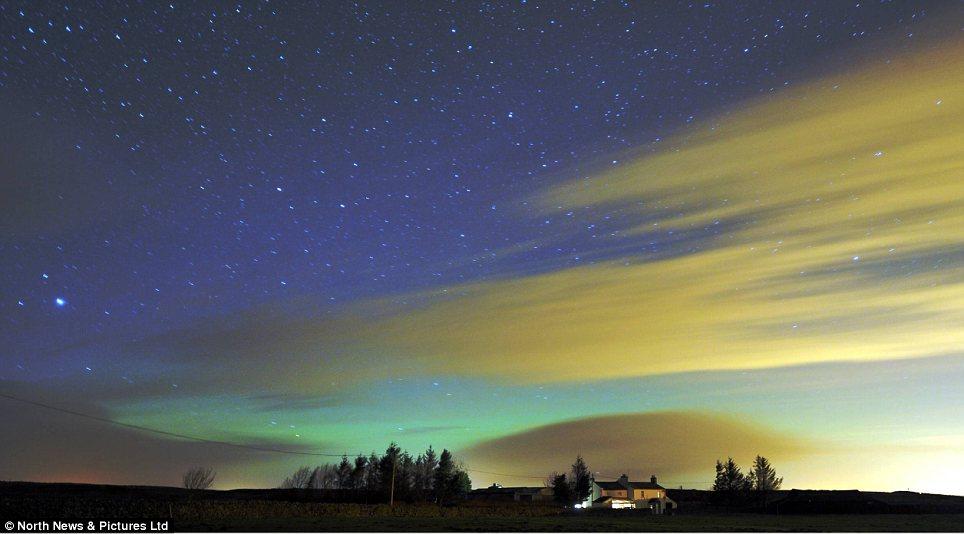 Northern Lights New England