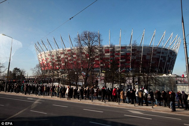 Grounds for optimism: The new National Stadium in Warsaw
