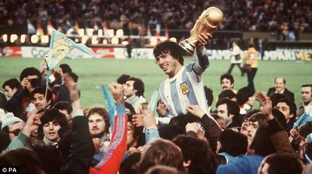 argentina campeon 1978