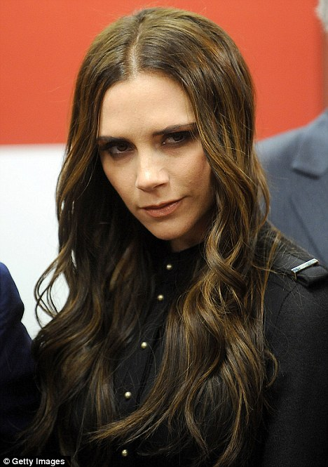 Victoria Beckham Steps Out At New York Fashion Week With