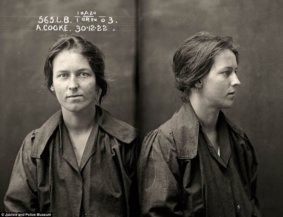 Bigamist: By the age of 24 Alice Adeline Cooke had amassed a number of aliases and at least two husbands