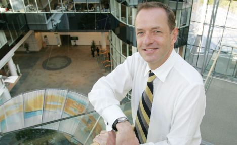 Warning: Sir Andrew Witty, head of GSK, warns that government attempts to save money by delaying the introduction of new drugs is a false economy