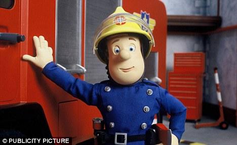 Uno de los pilares de la comunidad: El popular dibujo animado Fireman Sam fue creada por David Jones, quien fue acusado de racismo