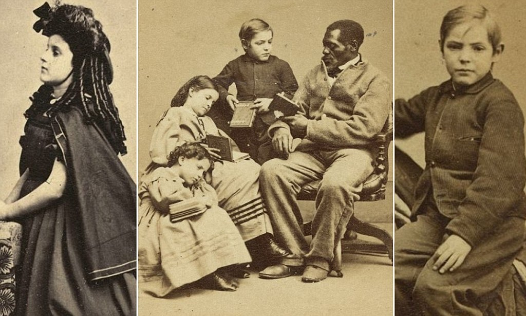 The White Slave Children Of New Orleans Images Of Pale