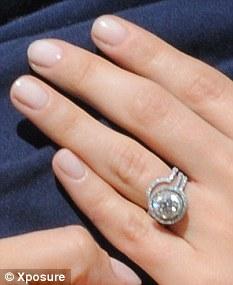 Natalie Portman Fuels Rumours Of A Secret Wedding As She