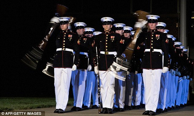 Mocked: The lawsuit alleges that aside from their rapists facing no charges, the female Marines faced ridicule from their peers, who called them 'walking mattresses' and 'sluts'