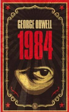 Book: 1984 by George Orwell