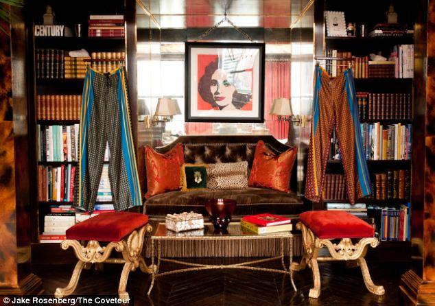 Inside Tommy Hilfigers 50million Home Take A Tour Of