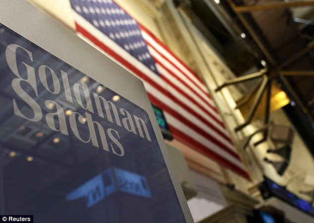 'Greedy': Executive director Greg Smith has quit Goldman Sachs in an open letter published in the New York Times, claiming it cares more about money than what is good for the client