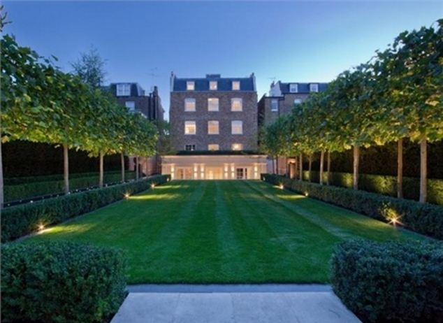 London's Super-rich Property Market Revealed: 50 Homes