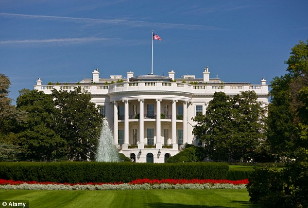 Target: The White House would also be destroyed, along with buildings along the National Mall