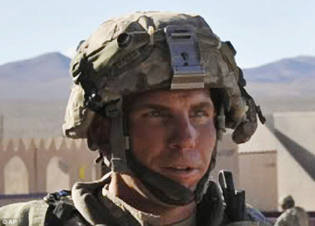 Misconduct: The scandal came eight years before another military misconduct. Staff Sgt. Robert Bales, pictured, has been accused of killing 16 civilians in an attack on Afghan villagers earlier this month