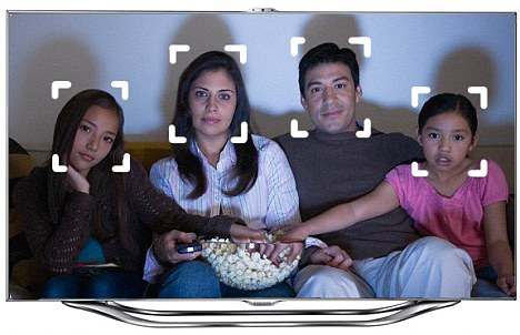 is your tv watching you