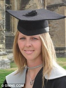 Trágico: Emma acababa de graduar de la universidad y creó su propio negocio de venta de animales se alimenta cuando ella fue diagnosticada con la enfermedad